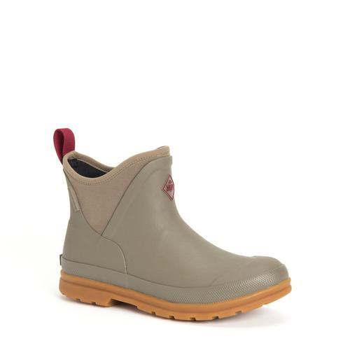 Muck Boot Women's Original Ankle Boot Taupe