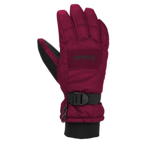 Carhartt Women's Waterproof Softshell Glove