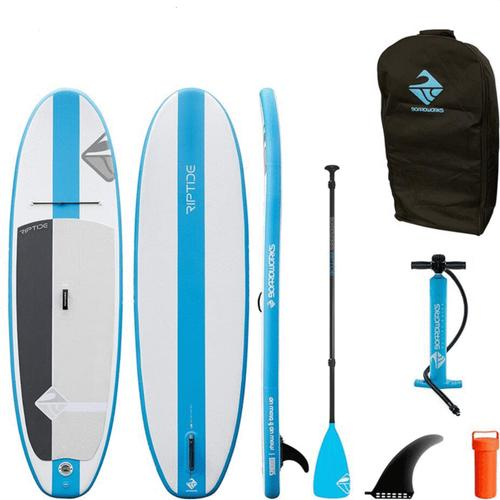 Boardworks Shubu Riptide 10ft 6in Inflatable SUP Package