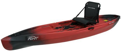 Nucanoe Flint Kayak with Fusion Seat