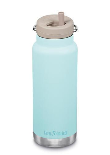 Klean Kanteen TKWide 32oz Bottle with Twist Cap Blue Tint