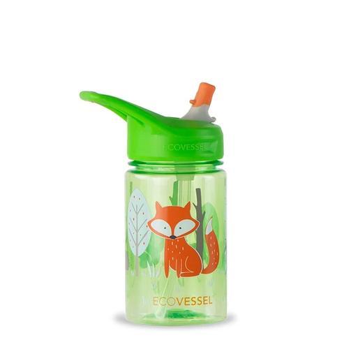 Ecovessel Splash 12oz Straw Top Bottle