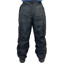 Turbine Women's Mozo Cargo Snowpants BLACK