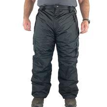 Turbine Men's Mozo Cargo Snowpant BLACK