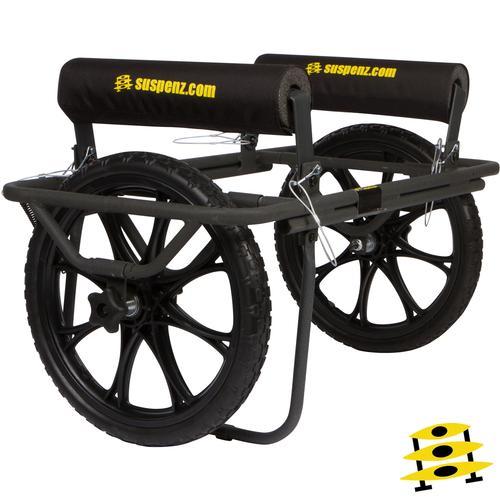 Suspenz All Terrain Super Duty Airless Cart