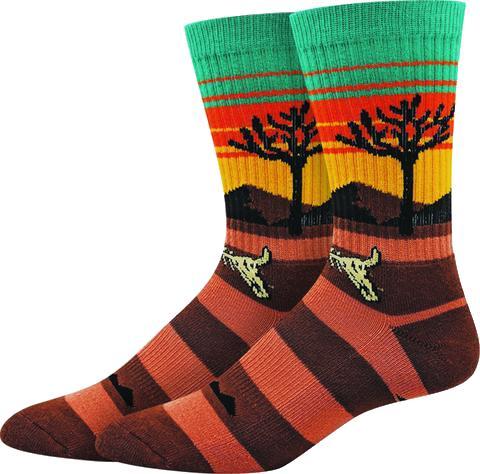 Bigfoot Sock Company Joshua Tree Active Sock