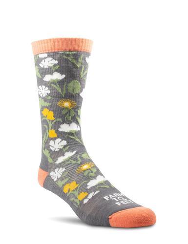 Farm to Feet Women's York Crew Socks