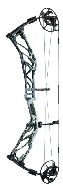 Elite Archery Remedy Bow KUIUVERDE