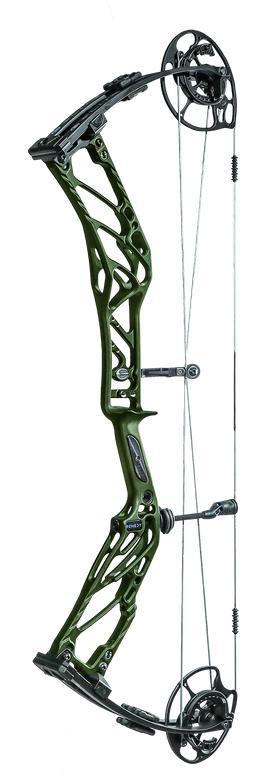 Elite Archery Remedy Bow ODGREEN
