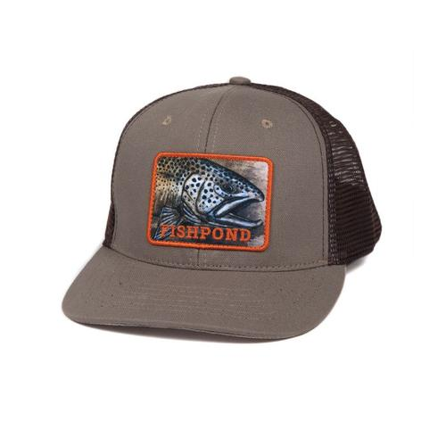 Fishpond Slab Trucker Hat