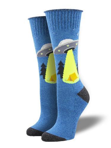 Socksmith Intents Encounter Recycled Cotton Socks