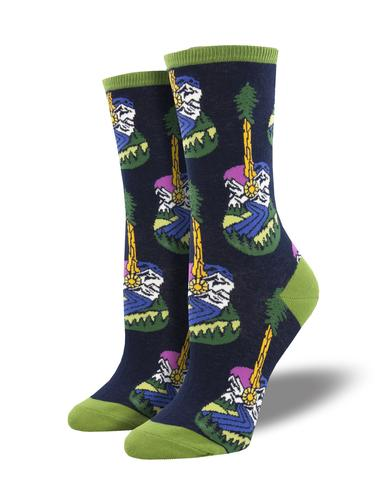 Socksmith Women's Acoustic Roots Socks