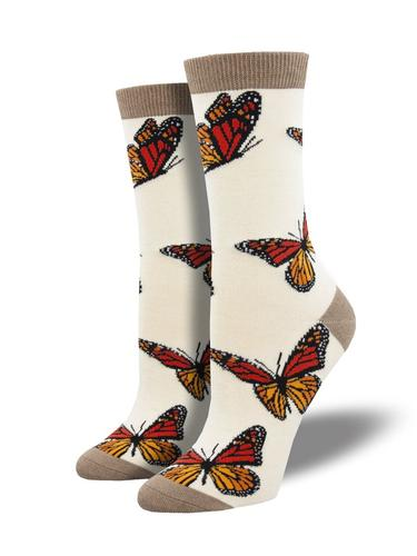 Socksmith Women's Monarchy Bamboo Socks