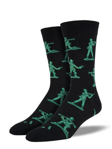 Socksmith Men's Army Men Socks