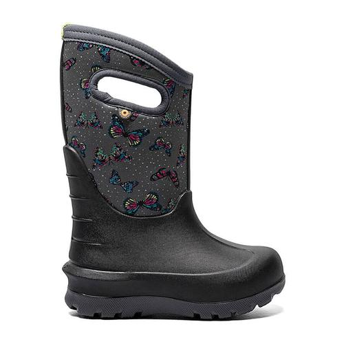Bogs Neo Classic Butterfly Kids Boots