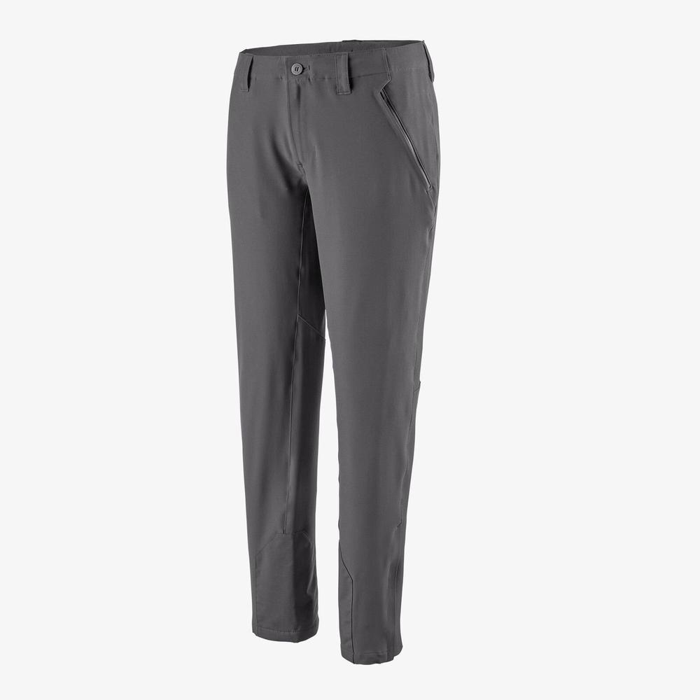 Patagonia Women's Crestview Pants - Short FORGE_GREY