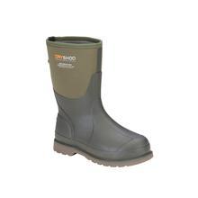 Dryshod Men's Sod Buster Mid Garden Boot MOSS/GREY