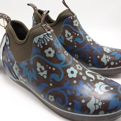 Bogs Womens Mattie Corsage Rain Shoes