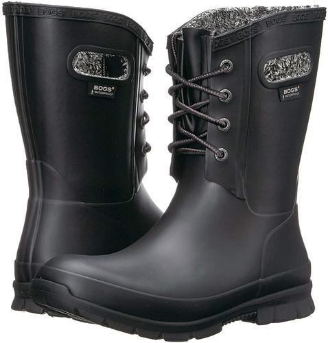 Bogs Womens Amanda Plush Boots