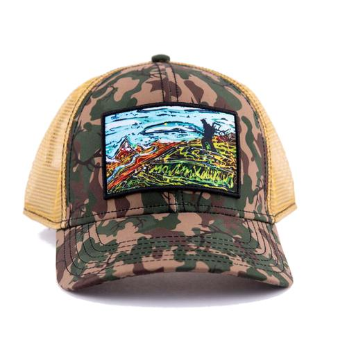 Art 4 All by Abby Paffrath Opening Day Trucker Cap