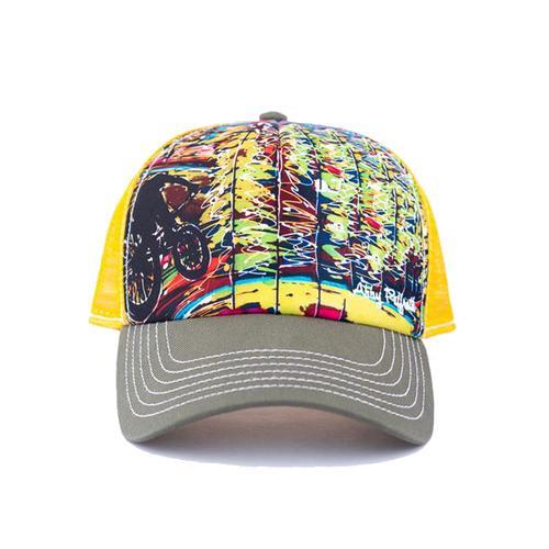 Art 4 All by Abby Paffrath Ride Trucker Hat