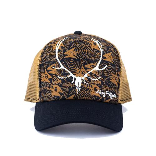 Art 4 All by Abby Paffrath Ashes to Ashes Trucker Hat