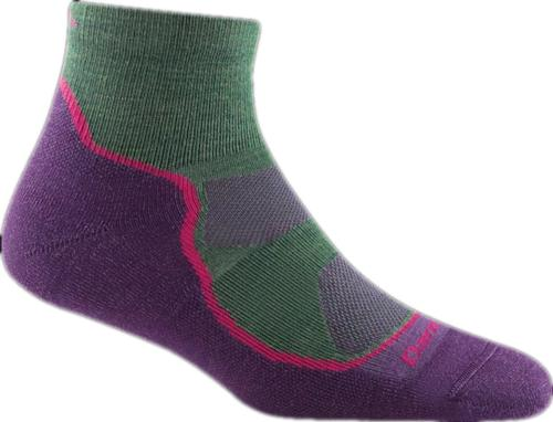Darn Tough Women's Light Hiker Quarter Sock