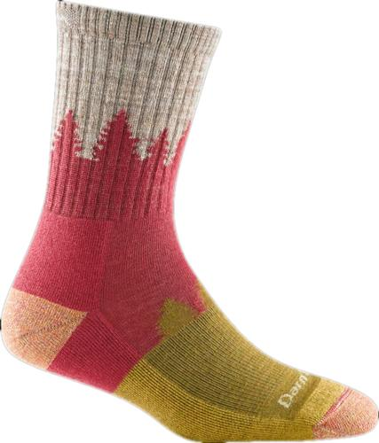 Darn Tough Women's Treeline Micro Crew Sock