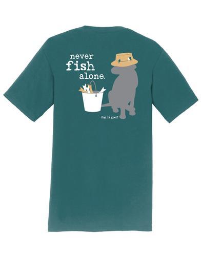 Dog Is Good Short Sleeve T-Shirts