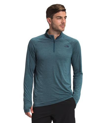 The North Face Men's Wander Quarter Zip Pullover