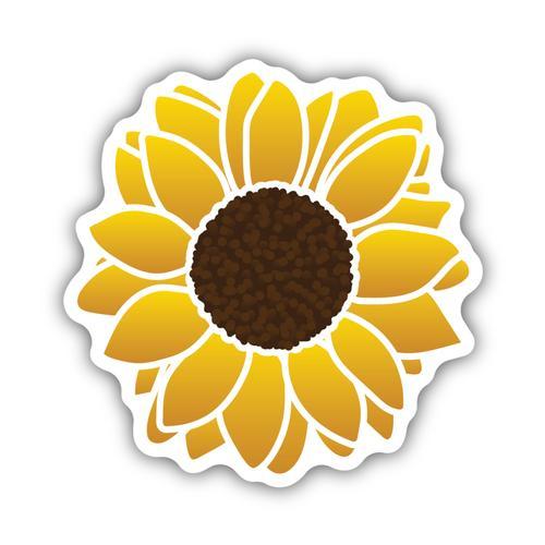 Stickers Northwest Sunflower 2.0 Sticker