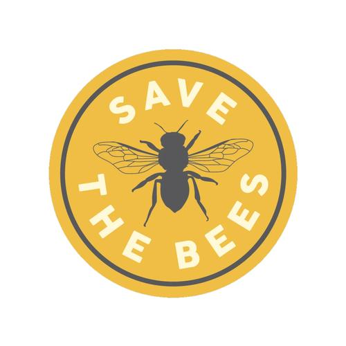 Stickers Northwest Save The Bees Sticker