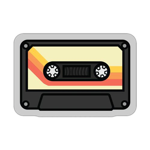 Stickers Northwest Cassette Tape Sticker