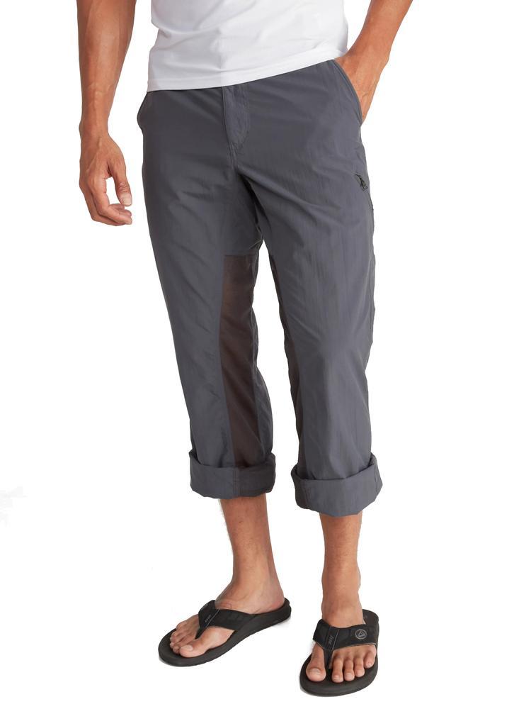 Ex Officio Men's BugsAway Sandfly Pants STEEL
