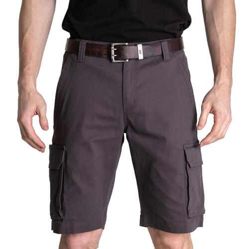 Berne Men's Flex 180 Twill Cargo Short 11in Inseam