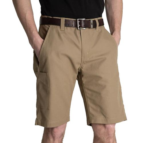 Berne Men's Flex 180 Stretch Cotton Duck 11in Inseam Shorts