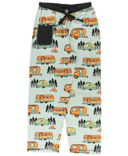 Lazy One Women's Five Star Roll-tel Pajama Pants