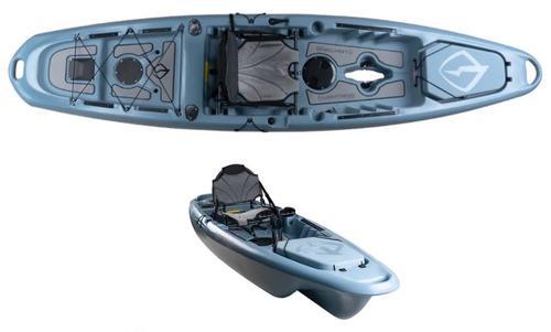 Lightning Kayaks Strike 12ft Pedal Drive Kayak