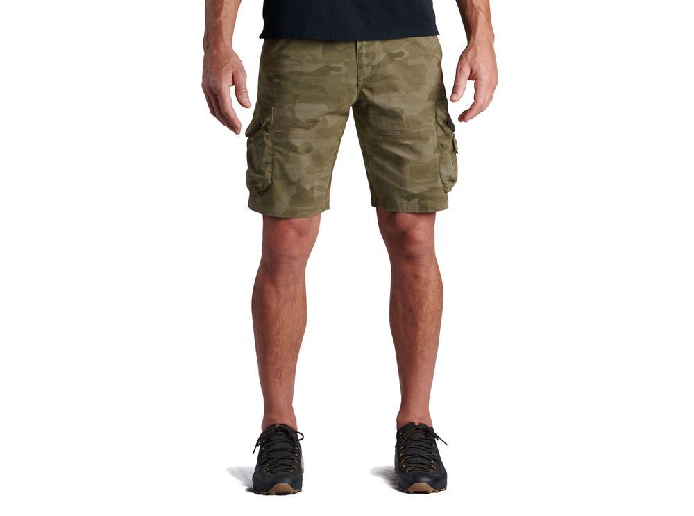 Kuhl Men's Ambush Cargo Shorts GREEN_CAMO
