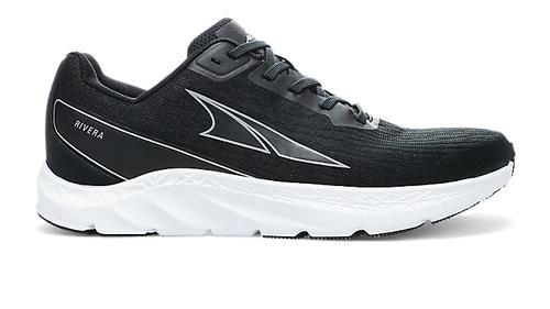 Altra Women's Rivera Running Shoe Black and White