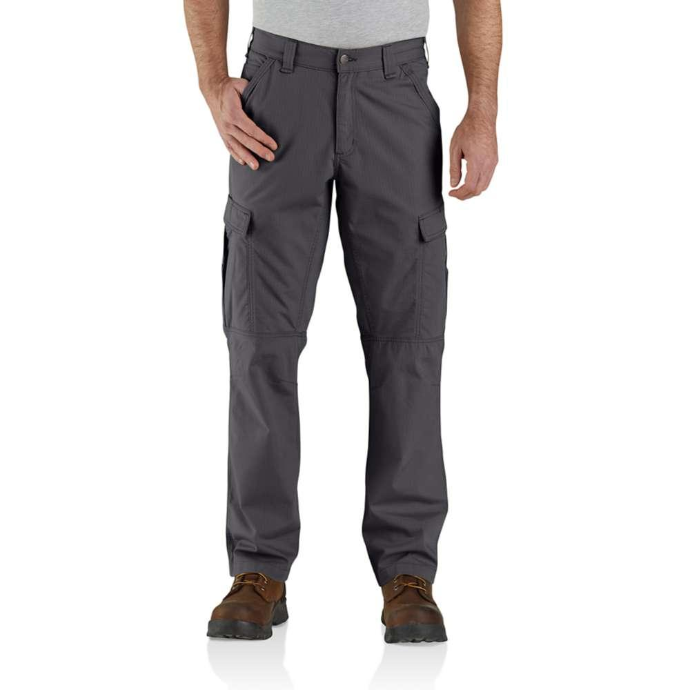 Carhartt Men's Force Relaxed Fit Ripstop Cargo Pant SHADOW