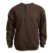 Arborwear Men's Double Thick Crew Sweatshirt CHESTNUT