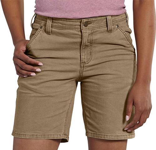 Carhartt Women's Original FIt Crawford Work Shorts