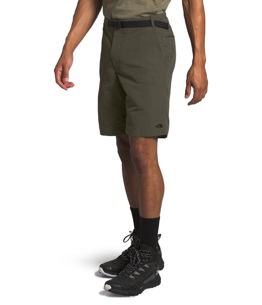 The North Face Men's Paramount Trail Shorts 10in NEW_TAUPE