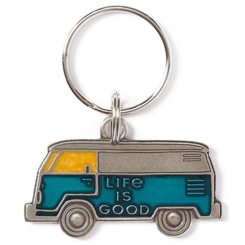 Life Is Good Van Keeper Keyring