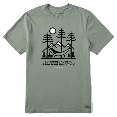 Life Is Good Men's Right Thing Crusher Tee