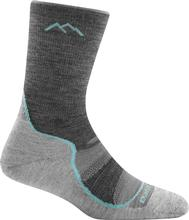 Darn Tough Women's Light Hiker Micro Crew Lightweight Hiking Sock SLATE