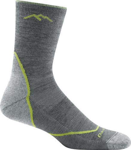 Darn Tough Men's Light Hiker Micro Crew Lightweight Hiking Sock