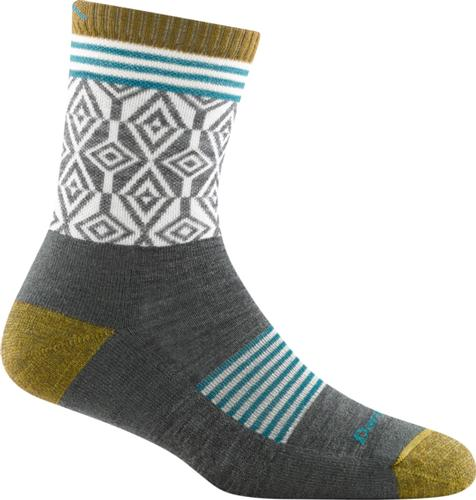 Darn Tough Women's Sobo Micro Crew Lightweight Hiking Sock