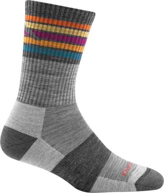 Darn Tough Women's Kelso Micro Crew Lightweight Hiking Sock